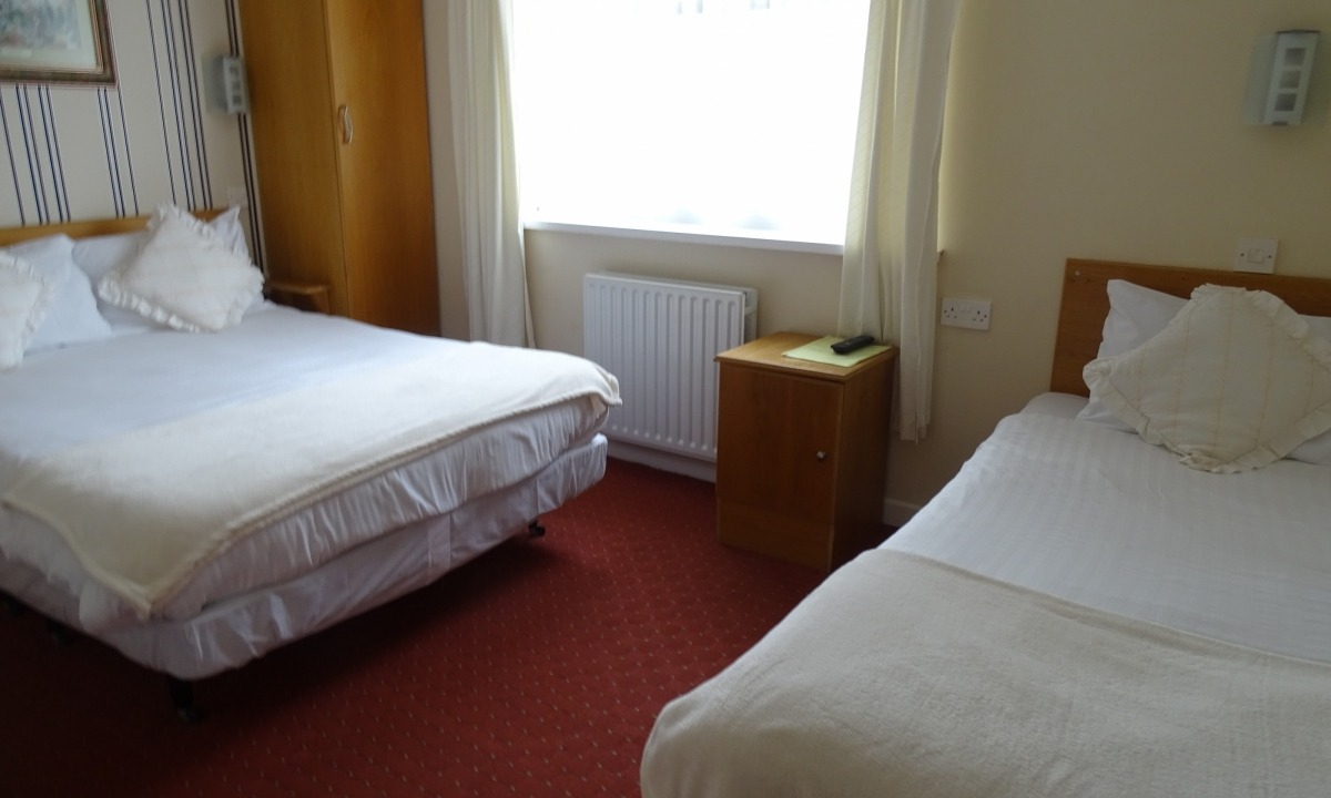 Belvedere Hotel - Triple Rooms