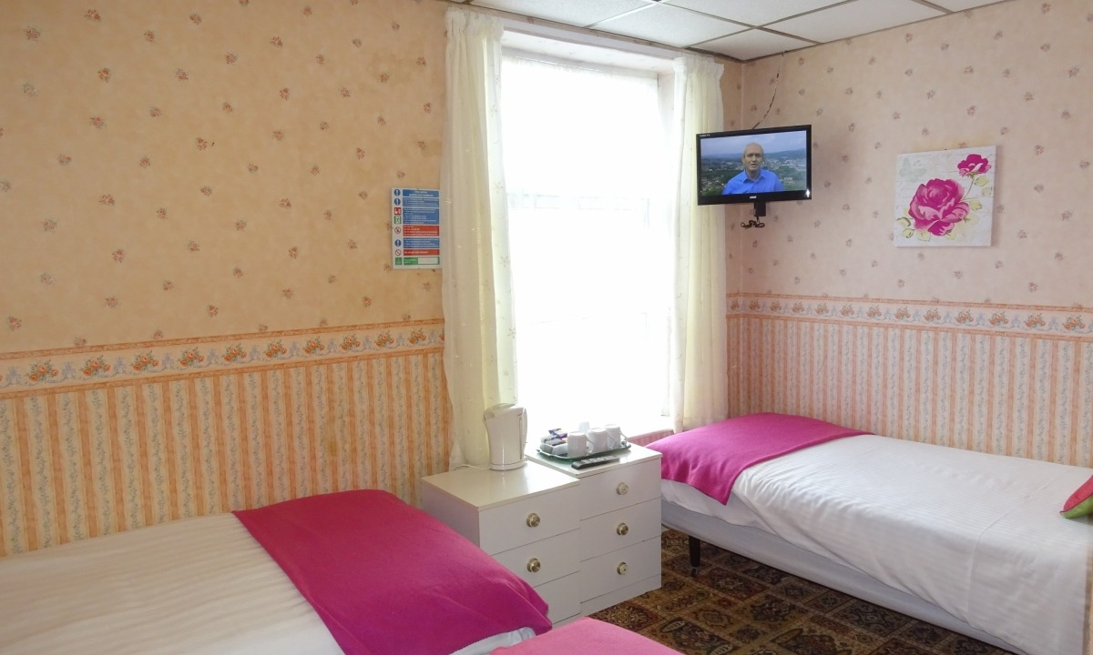 Belvedere Hotel - Quad / Family Rooms