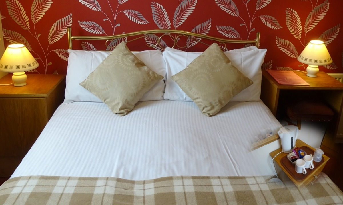 Belvedere Hotel - Double Rooms