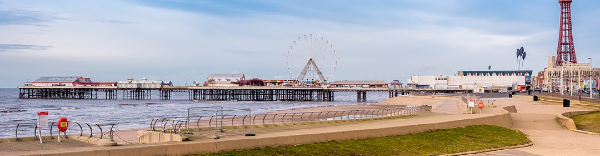 Located in Central Blackpool just 5 minutes from the promenade and Winter Gardens